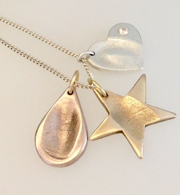 Fife impressive memories can you make rose gold fingerprint jewellery solutioingenieria Gallery